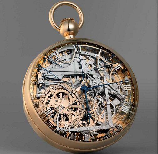 Marie-Antoinette et les montres Bréguet The-br10