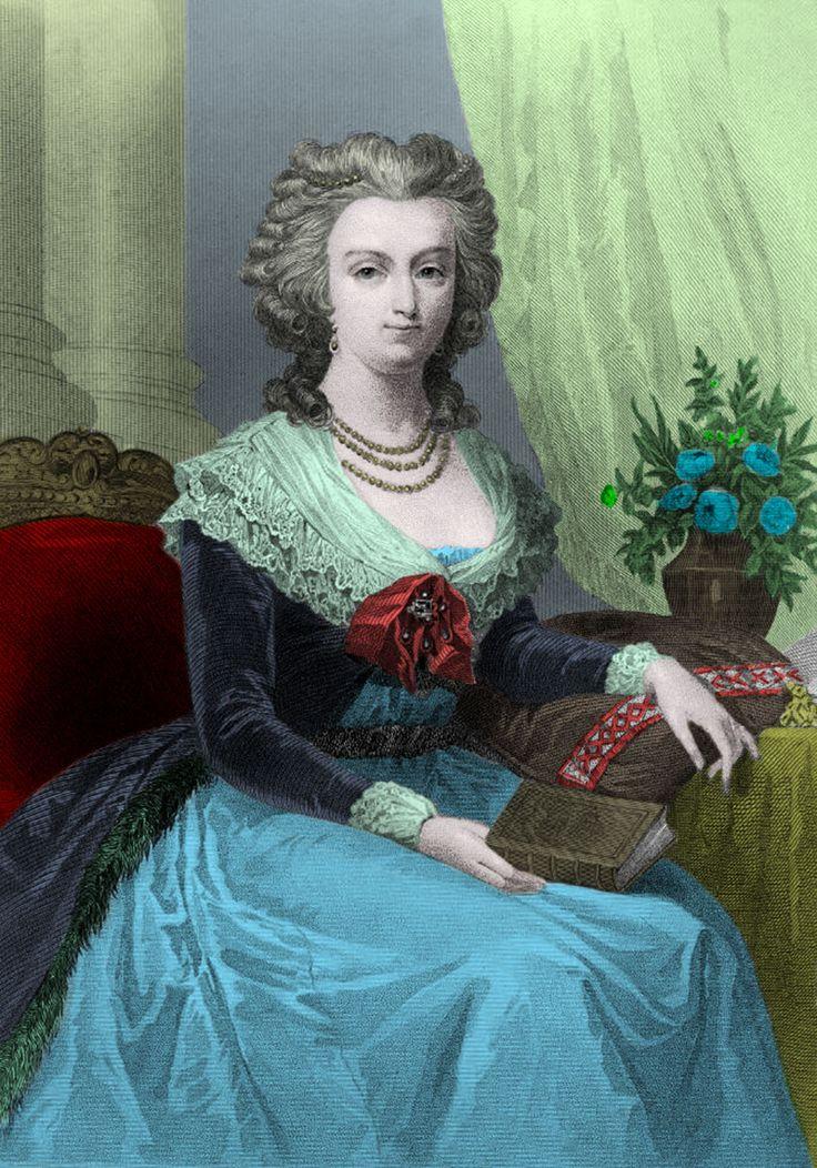 Marie-Antoinette au livre en robe bleue - Page 2 Zzzqq10