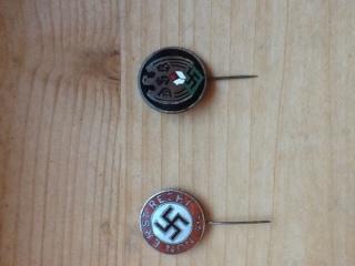 Badge Nun Erst Recht  Image16