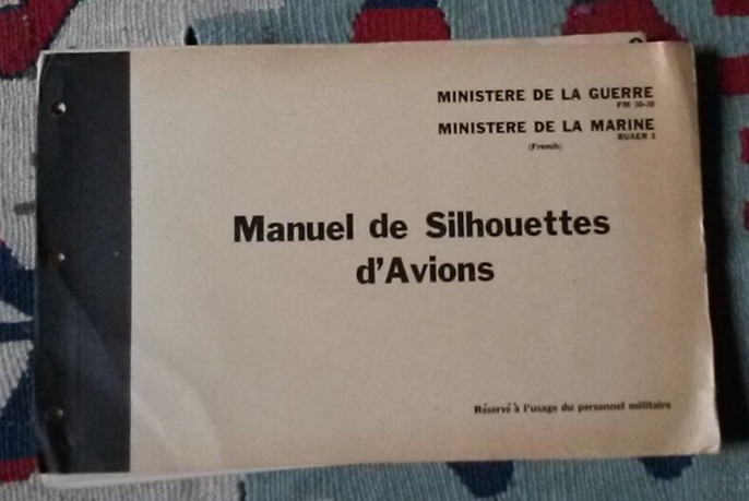 Manuel de silhouette d avion Image60