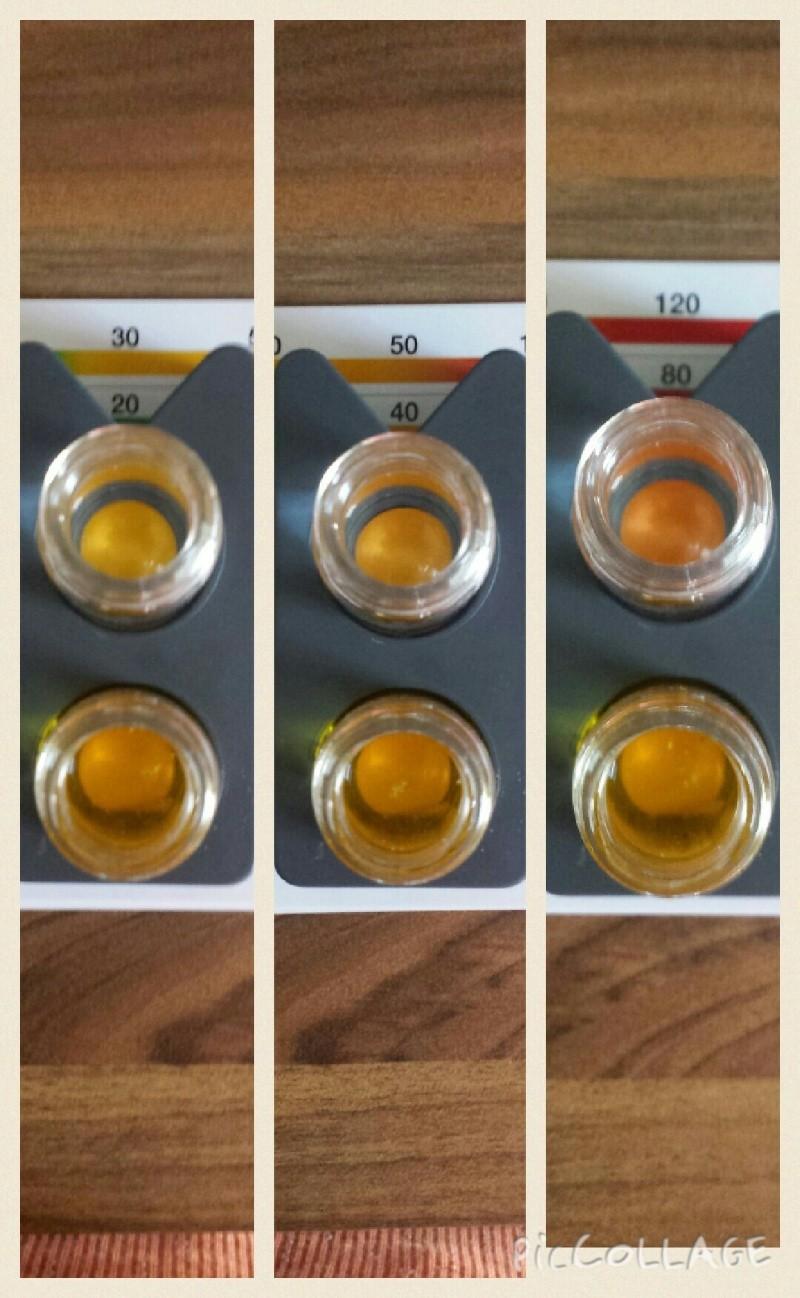 eau trouble, eau verdatre, vitre gluante verte, points verts - Page 2 Collag13