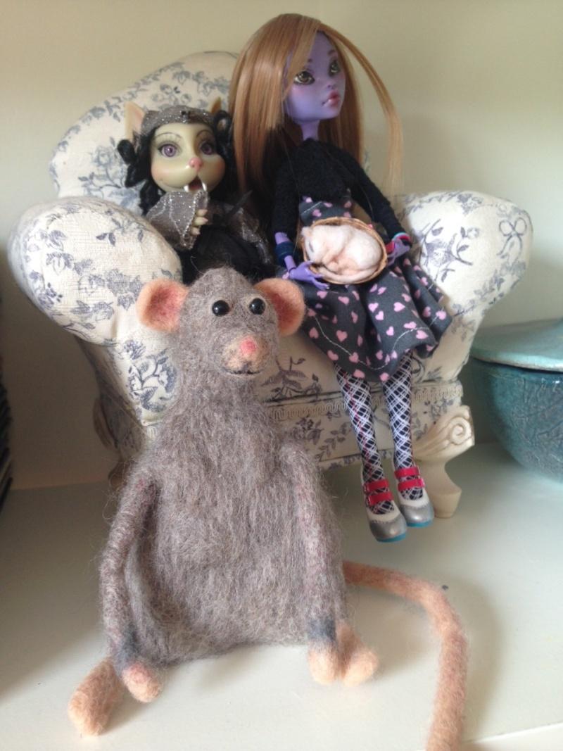 Art dolls & Custom Toys (Lilico, Oso Polar, etc) - Page 16 Boris13