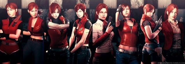 Claire Redfield _hope_10
