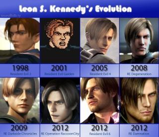 Leon Scott Kennedy Leon_s11