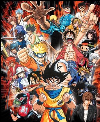 Les mangas et les animes c'est ici ! Manga-10