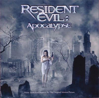 [Film OST] Resident Evil Apocalypse Re21010