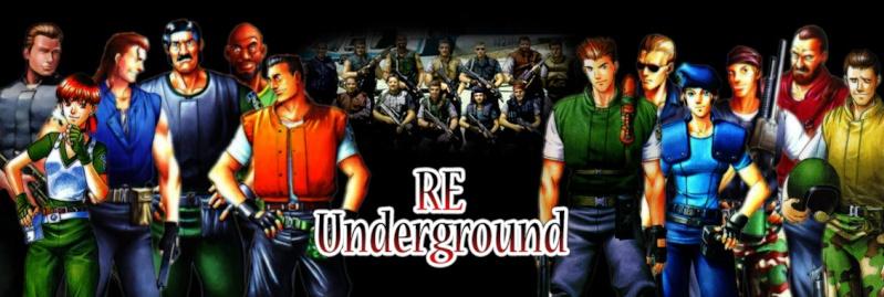 Resident Evil Underground