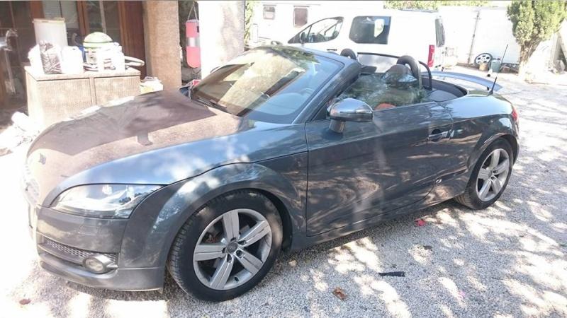 Audi TT MK2 2.0 Tfsi Roadster 510