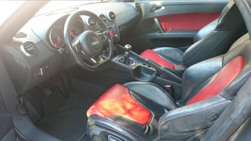 Audi TT MK2 2.0 Tfsi Roadster 710