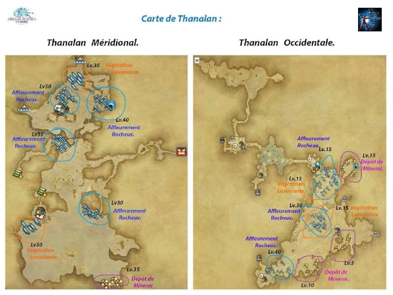 Sites de récolte du Thanalan Thanal11