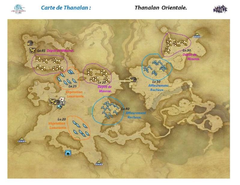 Sites de récolte du Thanalan Thanal12