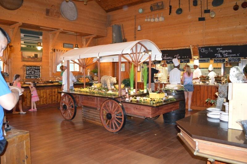 Un séjour entre filles au Ranch DC Juin 2015 - Frozen Fun - Dsc_0218