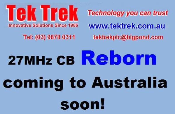 Tek Trek  (Australia) 10347810