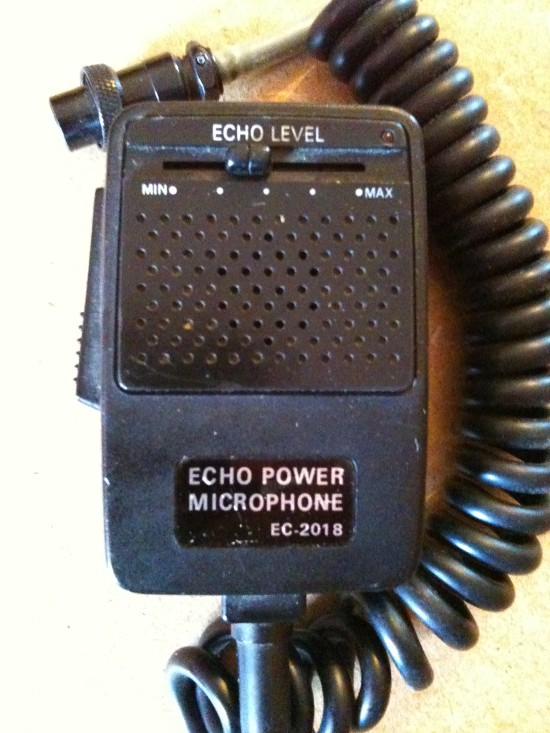 PAN ECM et EC 2018 Echo Power Microphone (Micro mobile) Ec-20110
