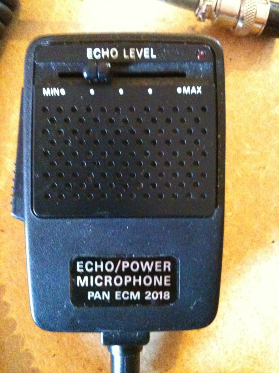 PAN ECM et EC 2018 Echo Power Microphone (Micro mobile) Pan-ec10