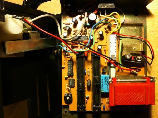 Sadelta Echo Master Plus (Micro de table) Sadelt11
