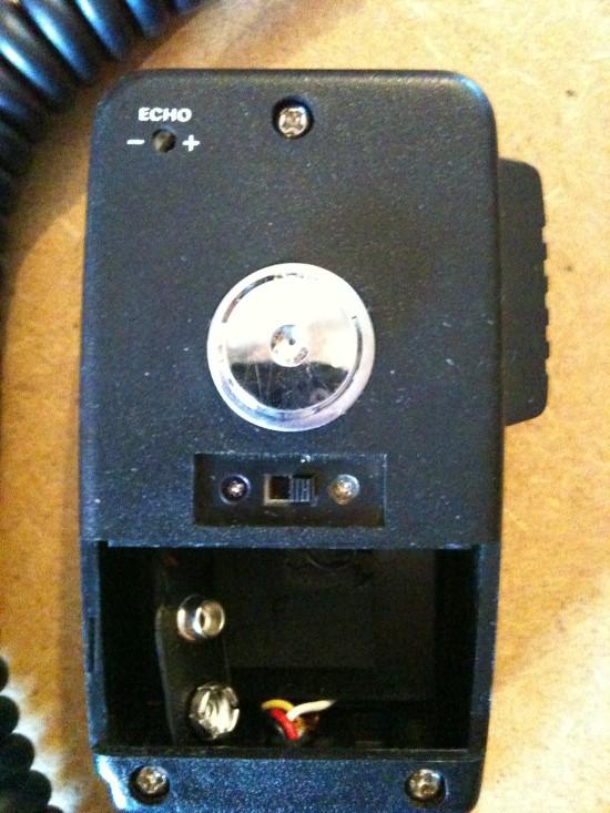 SEC Samlex Echo Power Microphone (Micro mobile) Sec-sa11