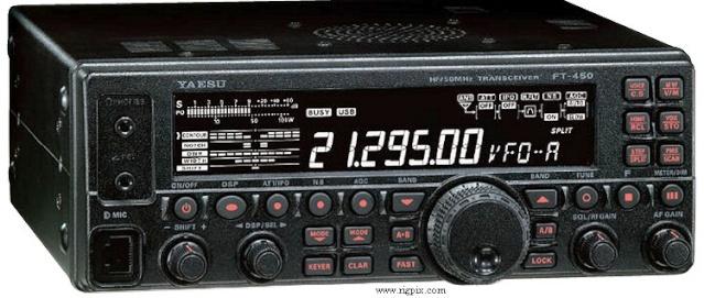 Yaesu FT-450AT - FT-450D Yaesu_10