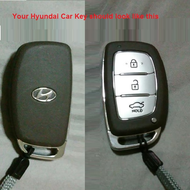 WTS : Hyundai Key Cover Actual10