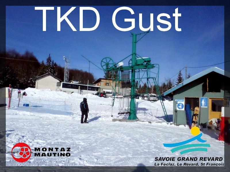 Téléski débrayable (TKD1) Gust - La Féclaz Banniy10