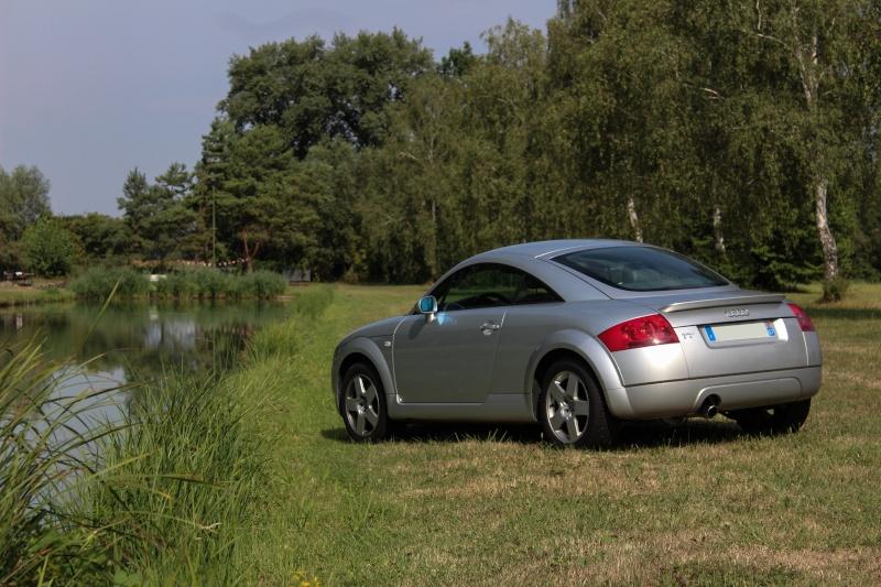 Audi TT Mk1 1.8l Turbo 180cv  Img_2511