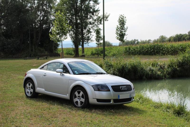 Audi TT Mk1 1.8l Turbo 180cv  Img_2612