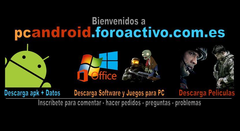 PC - Android - Musica - Peliculas