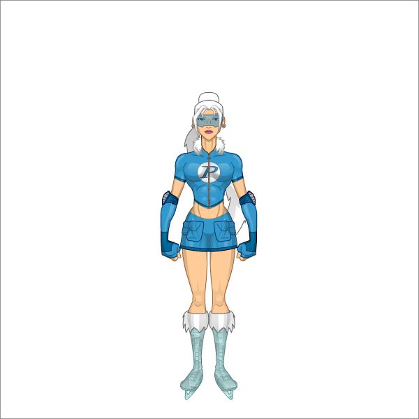 [Personagem] - Patinadora Patind10