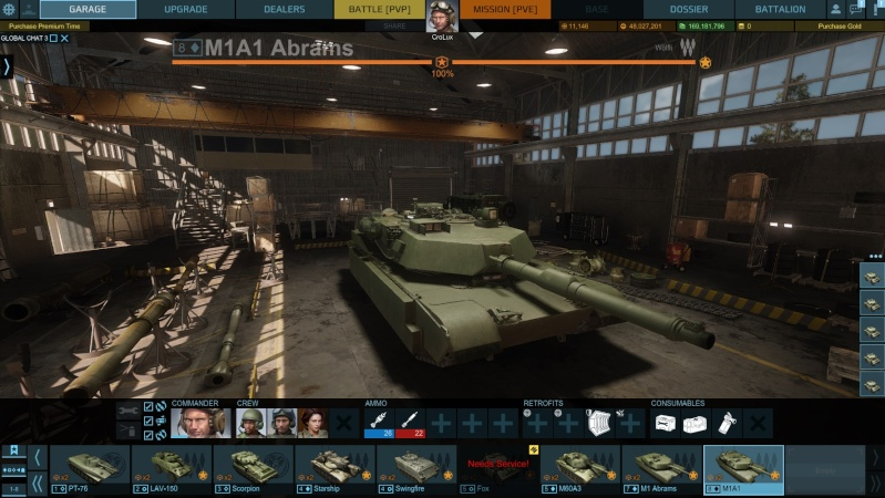 Armored Warfare - the death of WoT !? Screen10