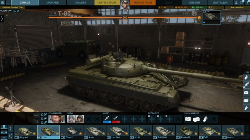 Armored Warfare - the death of WoT !? Screen11