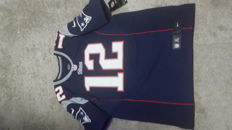 Authentic Nike Elite Tom Brady Jersey? 20150811