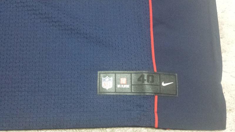 Authentic Nike Elite Tom Brady Jersey? 20150812