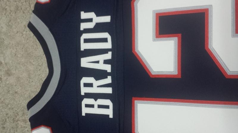 Authentic Nike Elite Tom Brady Jersey? 20150814