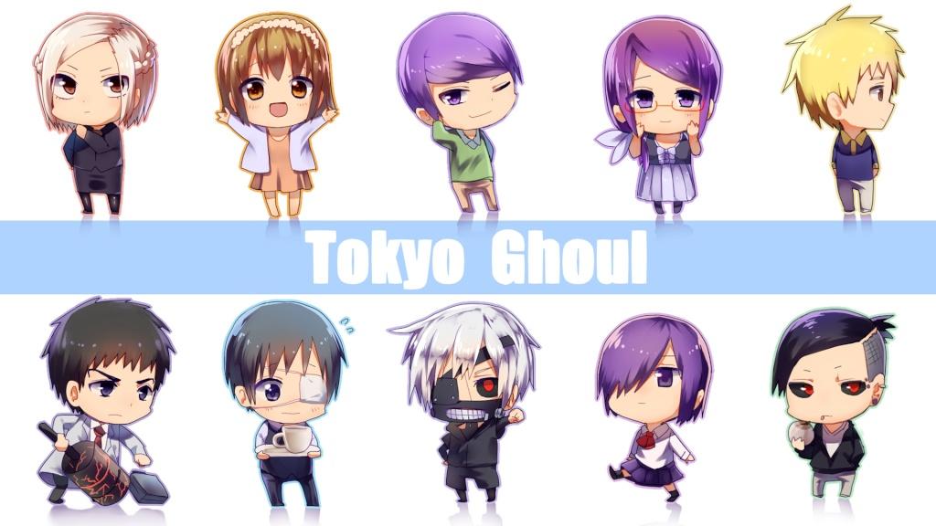『RPG』 Tokyo Ghoul 『RPG』 Oficial