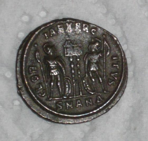 Monnaie romaine ? P-09-110