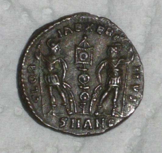 Monnaie romaine ? P-11-111