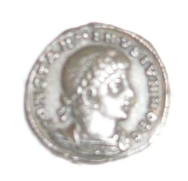 Monnaie romaine ? P-11-211