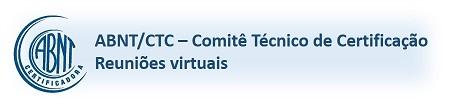 ABNT/CTC Comitê Técnico de Certificação