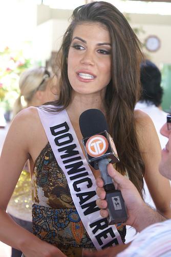 Marianne Cruz en el Miss Universo! 26663810