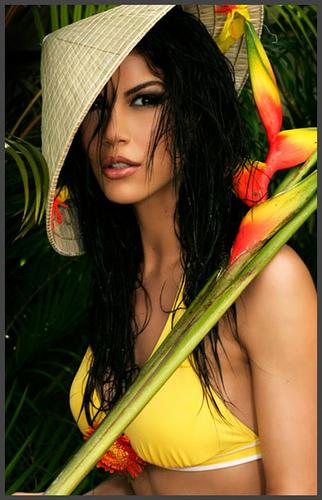 Marianne Cruz en el Miss Universo! 40248611