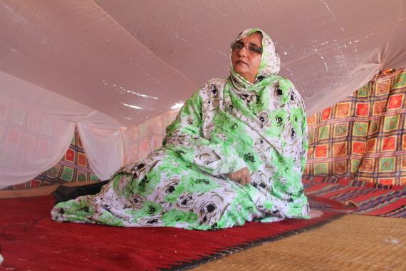 Khadija hamdi l'Algerienne va t elle heriter une république? Khadij11