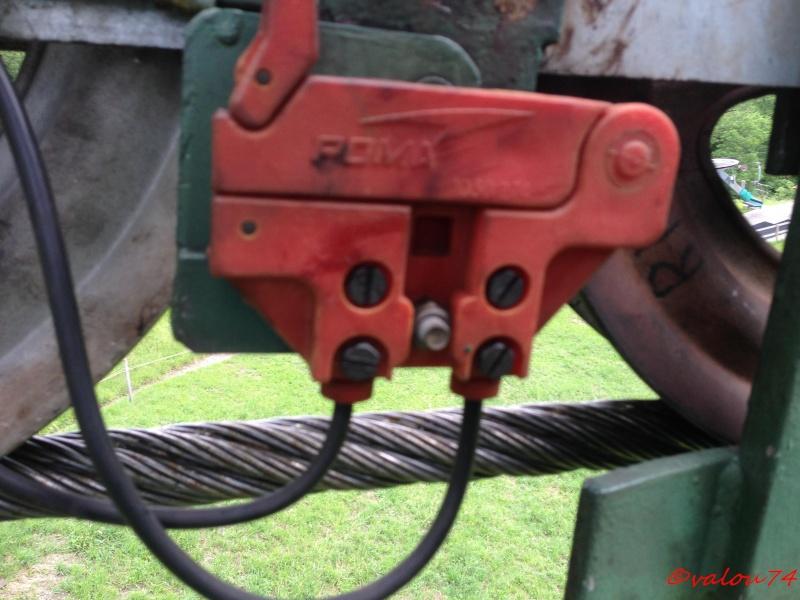 Les lignes de sécurité des remontées mécaniques Stage_31