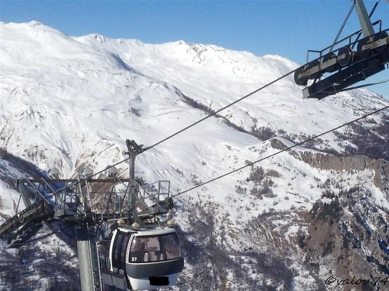 Quizz sur les remontées mécaniques et les stations de ski. Valloi12