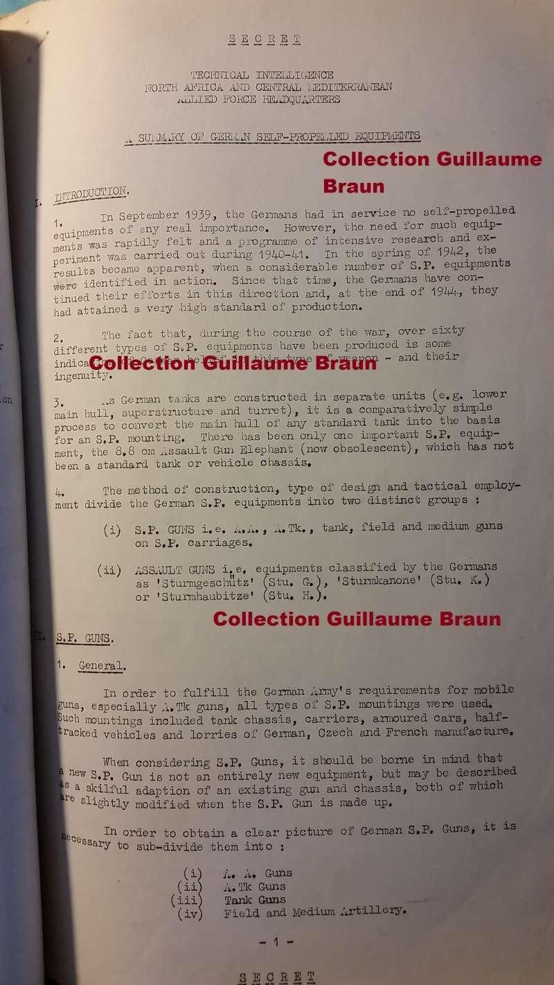 Estimation Document Secret Anglais/US  410