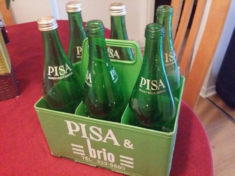 6 bouteilles Eskimo pleine + 6 bouteilles Brio 11880910
