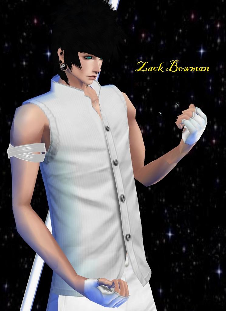 Présentation de Zack Bowman Mike210
