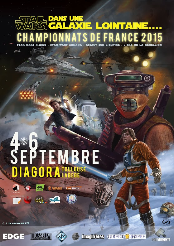 Championnat de France Star wars  Asw10