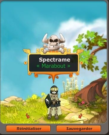 Candidature Spectrame Screen10