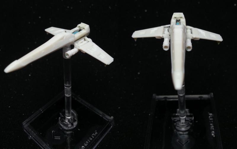 Demontage - X-Wing zerlegt X-wing11