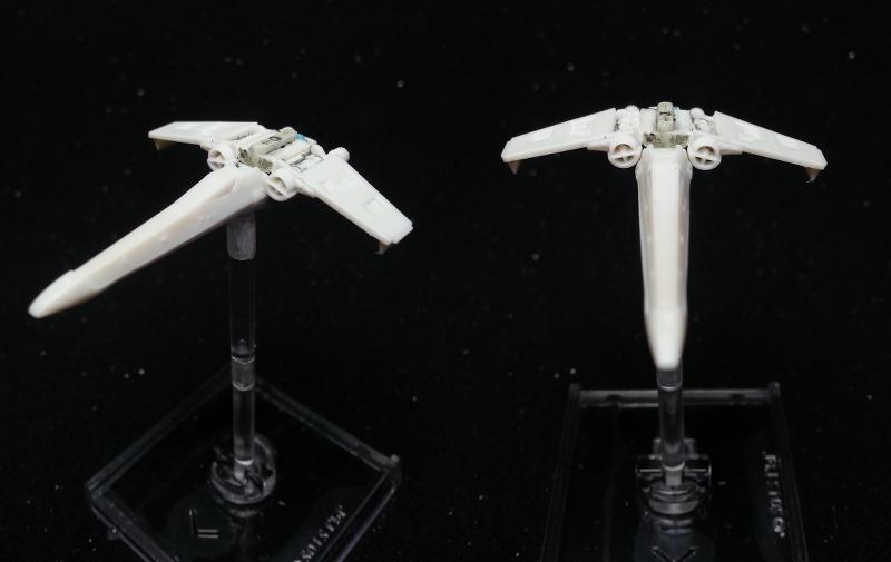 Demontage - X-Wing zerlegt X-wing14